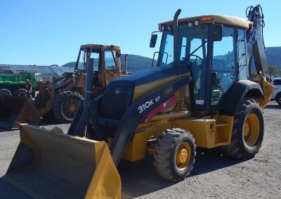2013 John Deere 310K 4×4 Backhoe for sale